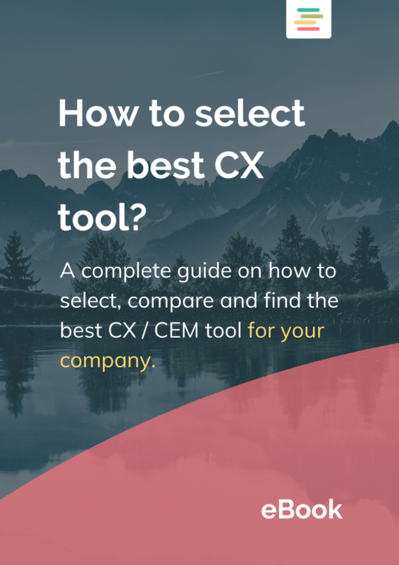 How to select the best CX Tool