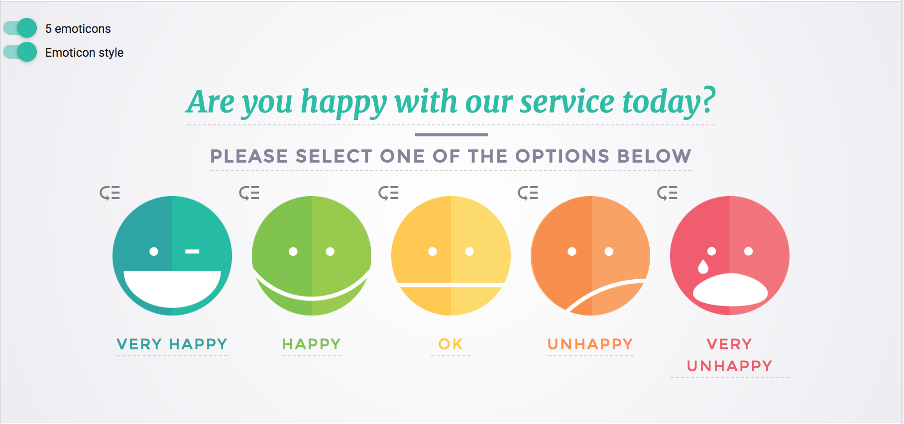 Feedbackly Blog - 8 Question Types You Can Add To Your Survey With